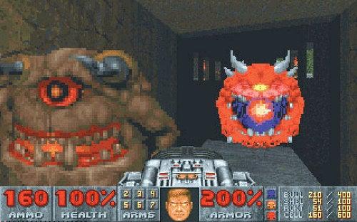 Doom II & Voodoo Dice Do Xbox Live Arcade Wednesday
