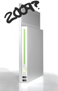 Xbox 360 Slim Might Come in 2009?