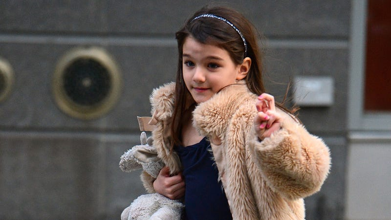 Suri Cruise Is Not Designing a Fun Sexy Clothing Line for Children