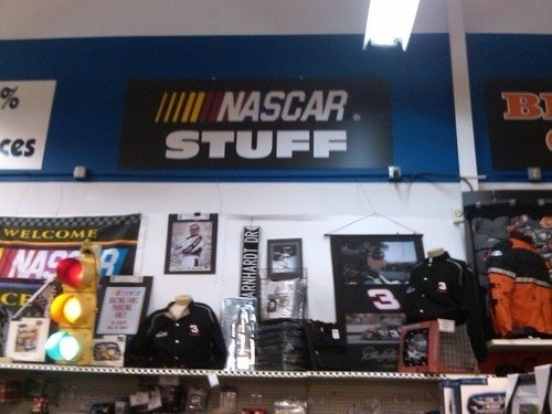 NASCAR!