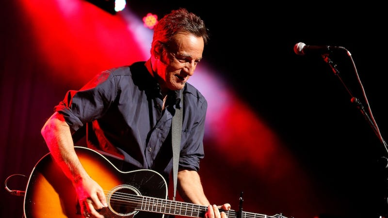 CBS Will Use Bruce Springsteen in a Sad Ploy for Ratings