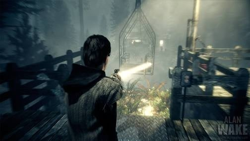Alan Wake Preview: Shoot Twice