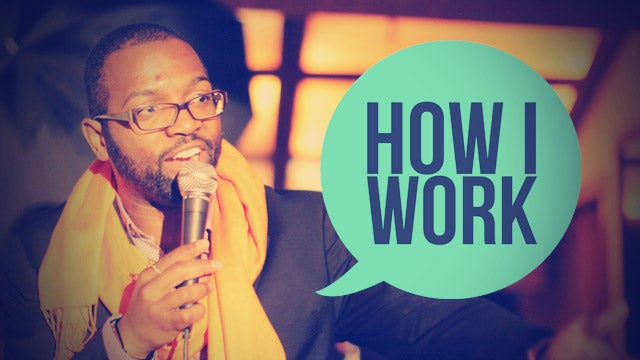 I'm Baratunde Thurston, and This Is How I Work