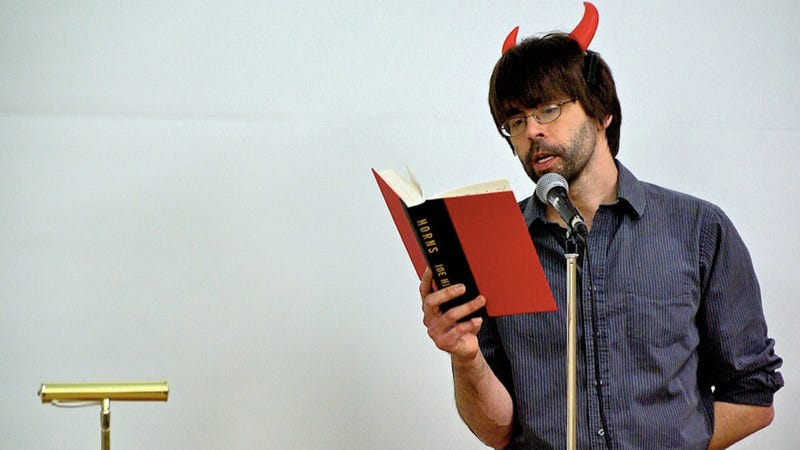 Ask Joe Hill anything you want about Horns