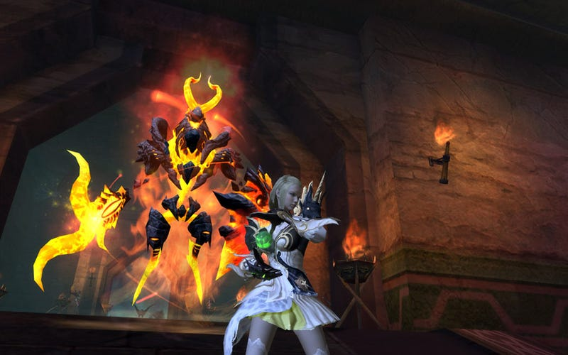 Aion's Pet Class: The Spiritmaster