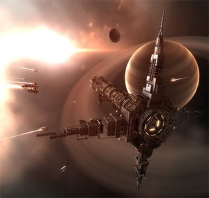 EVE Online Breaks Concurrent User Record