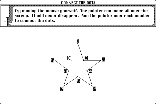 Here's How a 1984 Macintosh Tutorial Taught People to Use a Mouse