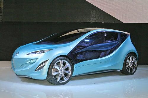 Mazda Kiyora Concept: Nano-Nagare