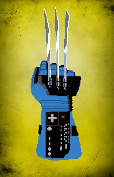 Iron Man Would Totally Wear This Power Glove