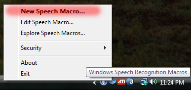 Use Macros to Control Your Computer with Your Voice