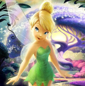 Just How Hot Is The New Tinker Bell, And How Much Of A Perv Are You For Thinking So?