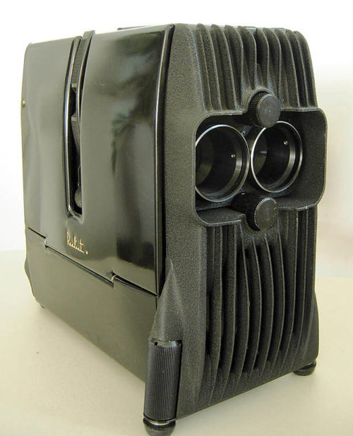 Realist 3D Stereo Projector Gallery