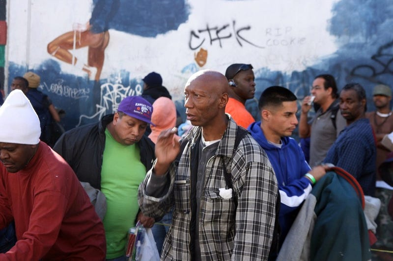 Thousands Possibly Exposed in a Tuberculosis Outbreak Among LA's Homeless