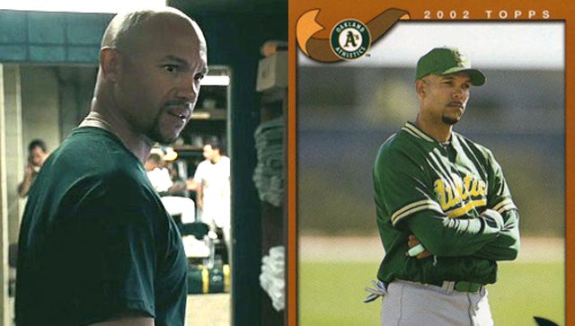 The David Justice Lookalike Who Bombed Out Of Pro Baseball And Wound Up Playing David Justice In Moneyball