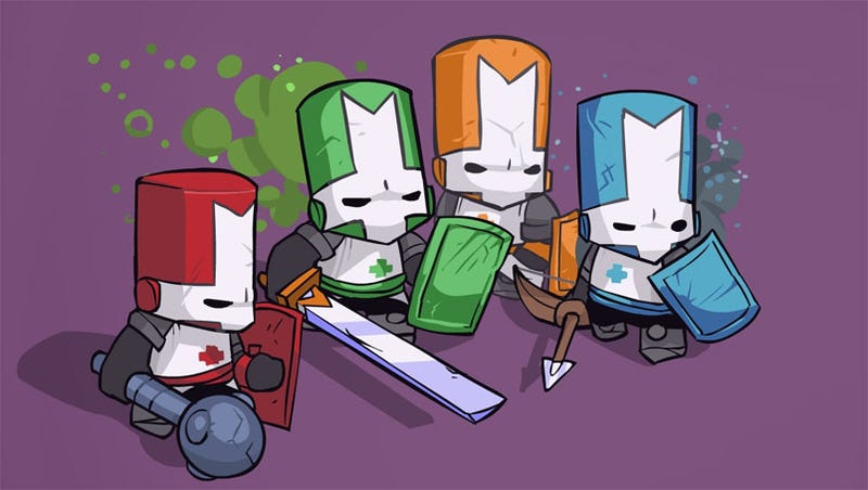 At Least One Million People Have Played Castle Crashers