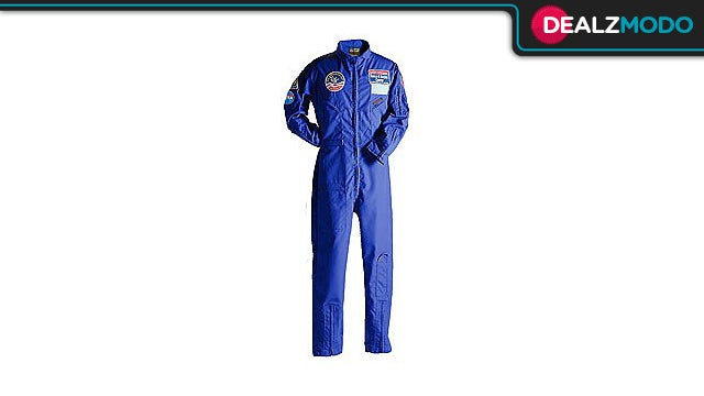 This Halloween-Ready Flight Suit Is Your Dealzmodo-Exclusive Deal of the Day