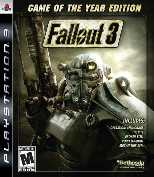 Playstation 3's Fallout 3 DLC Dated