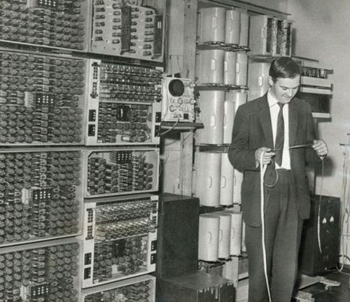 """Oldest Working """"Computer"""" to Be Rebuilt Sans Windows 7, Dual Core or Wireless"""