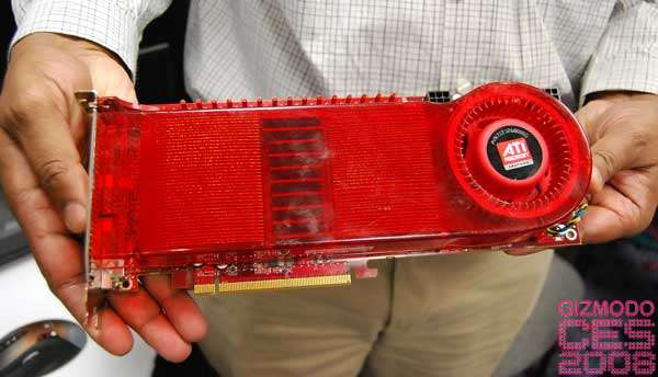 ATI R680 Graphics Card Is 1000X Faster Than a Cray-1 Supercomputer