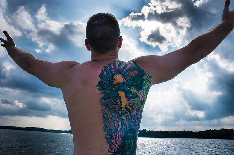 22 Tantalizing Photos of Tattoos