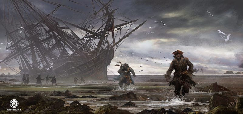 So What If I Think Pirate Ships Are Beautiful. Shut Up.