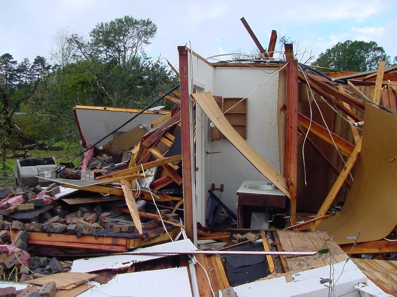 Here's a List of Stuff That Will Help You During and After a Tornado