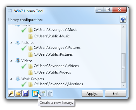 Get to Know Windows 7 Libraries Inside and Out