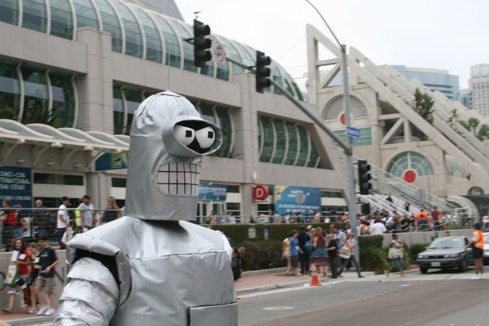 Your Can't-Miss-It Guide To Comic Con 2009!