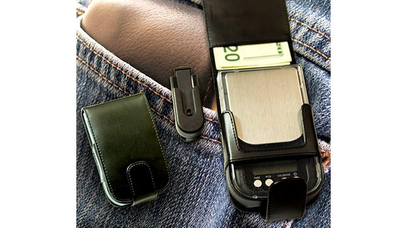 Pocket Scale Wallets Are For Drug Dealers, Right?