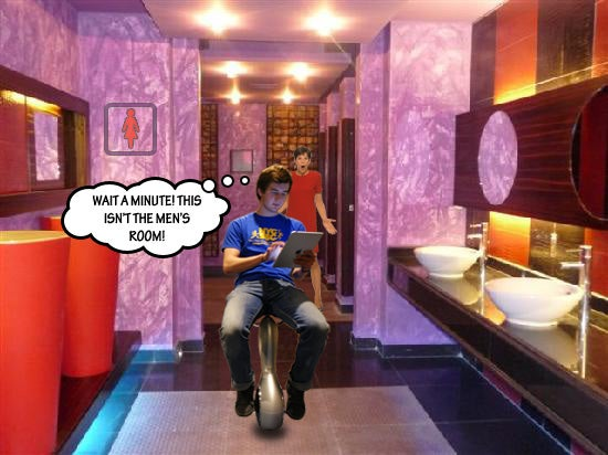 Giz Humiliation Gallery