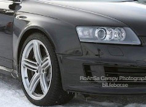 2008 Audi RS6 Sedan Spotted On Swedish Safari
