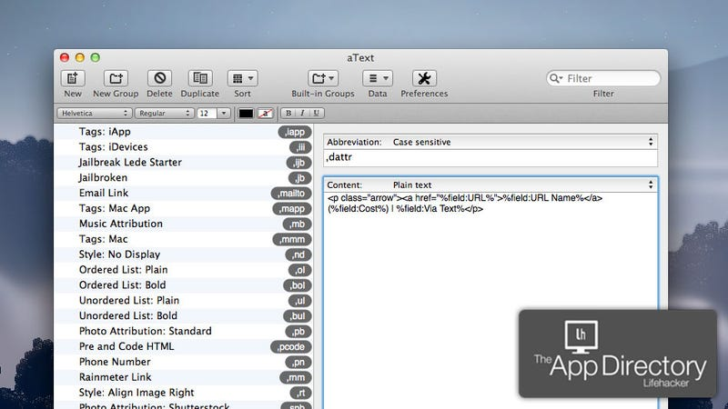 The Best Text Expansion App for Mac