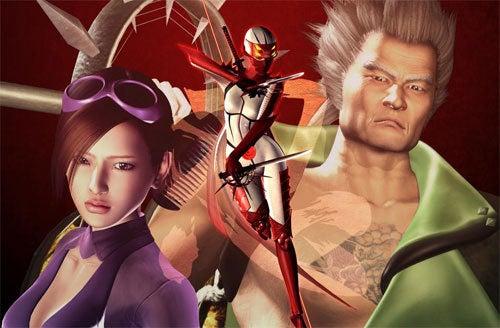 Sony Goes Trademark Crazy With Legend Of Kunoichi, Smashbreak & More