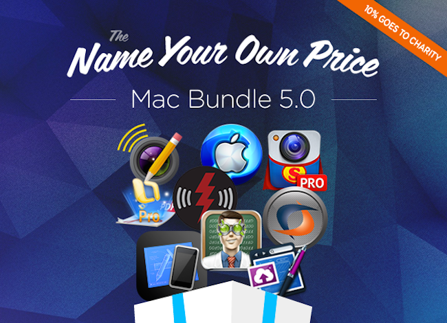 Last Chance To Name Your Own Price On $655 Worth of Mac Apps