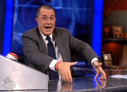 Colbert Mocks Project Natal, Debuts New Xbox