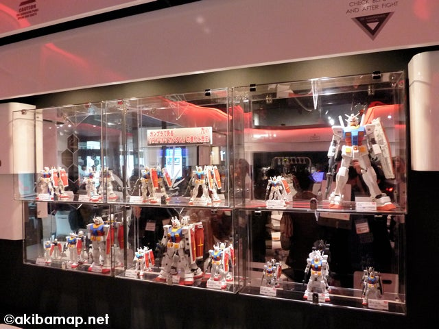 Have You Ever Seen A Gundam Restroom?