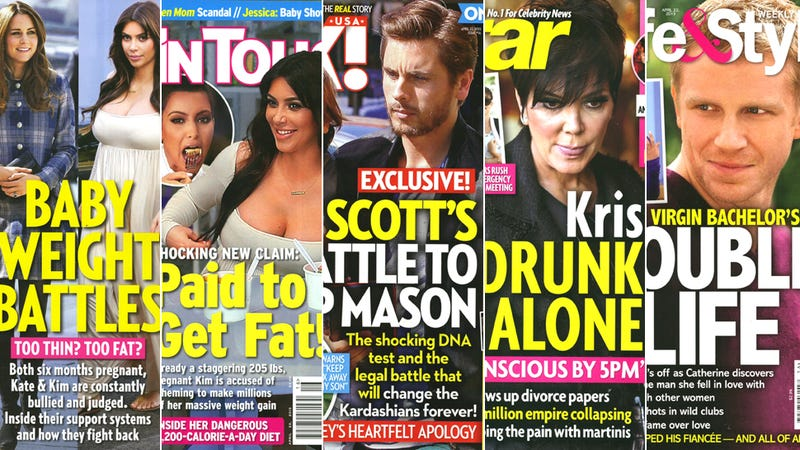 This Week in Tabloids: Snooki Lost the Baby Weight by Starving Herself and Taking Laxatives