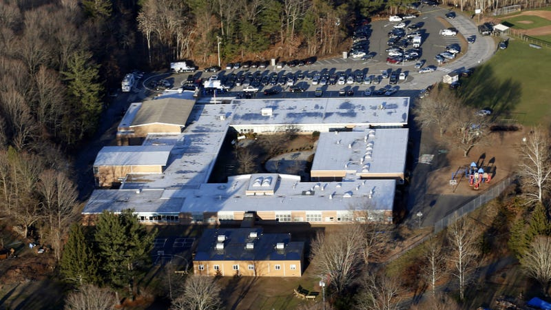 It's Official: Sandy Hook Elementary School Will Be Torn Down