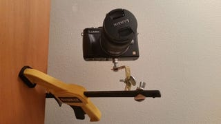 Build this Go-Anywhere Camera Mount from a One-Handed Clamp