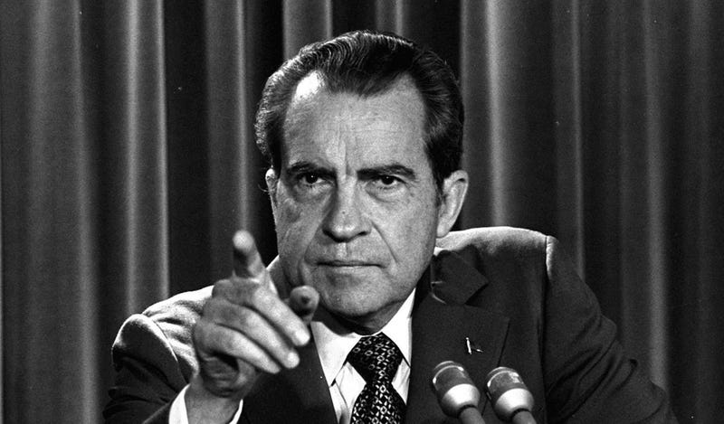 What's in These New Richard Nixon Tapes?