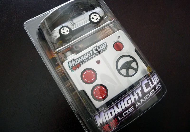 Midnight Club: Los Angeles Mini RC Cars Sprint Home