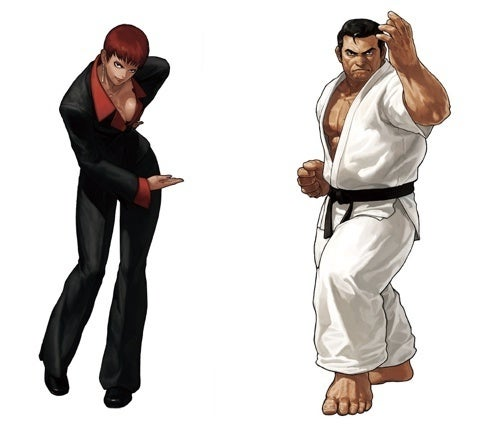 Two More Fighters Join The King of Fighters XIII