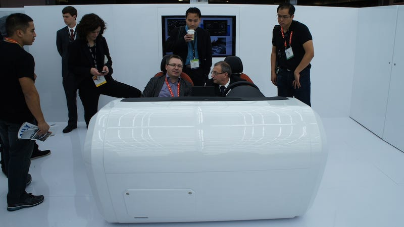 Okay, Nope: This Is the Best Booth at CES