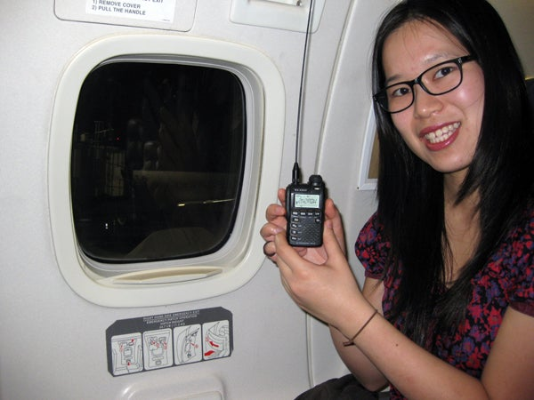 MacGyver of the Day: Ham Radio Hacker Diana Eng