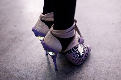 Illuminated Shoes Gallery