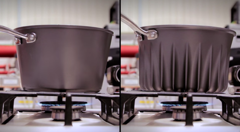 An Oxford Rocket Scientist Has Designed A Better Saucepan