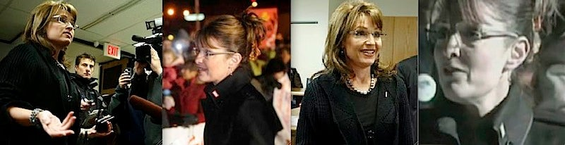 Off the Campaign Dole, Sarah Palin's Hair Now Totally Shaggy!