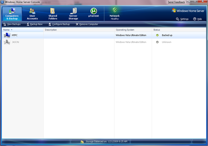 Win 7 Tip: Windows Home Server Is Almost 100% Compatible Already