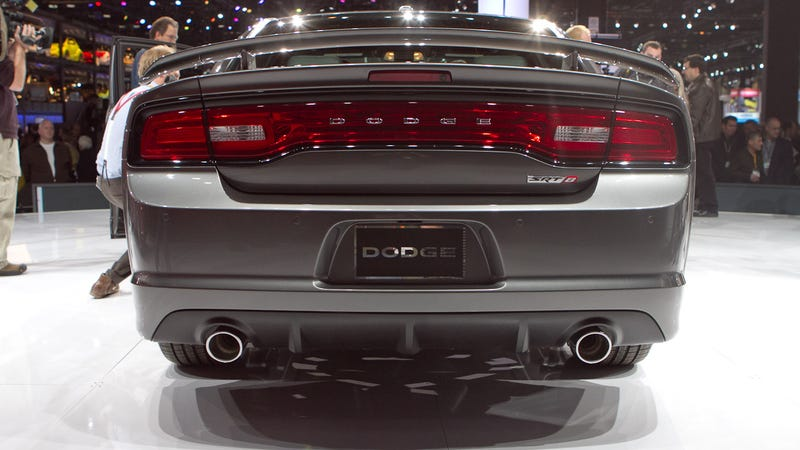 2012 Dodge Charger SRT8: A Hemi-powered photogasm
