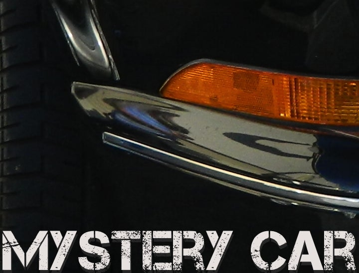 Your Mystery Car Is Here